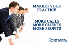 Market your law practice with Professional Media Services, Inc